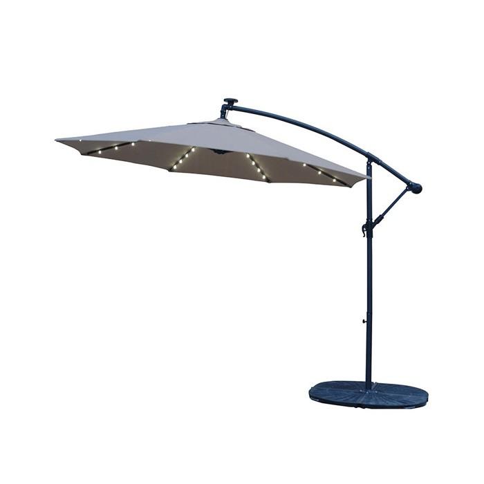 Hanging Umbrella With Led Lights