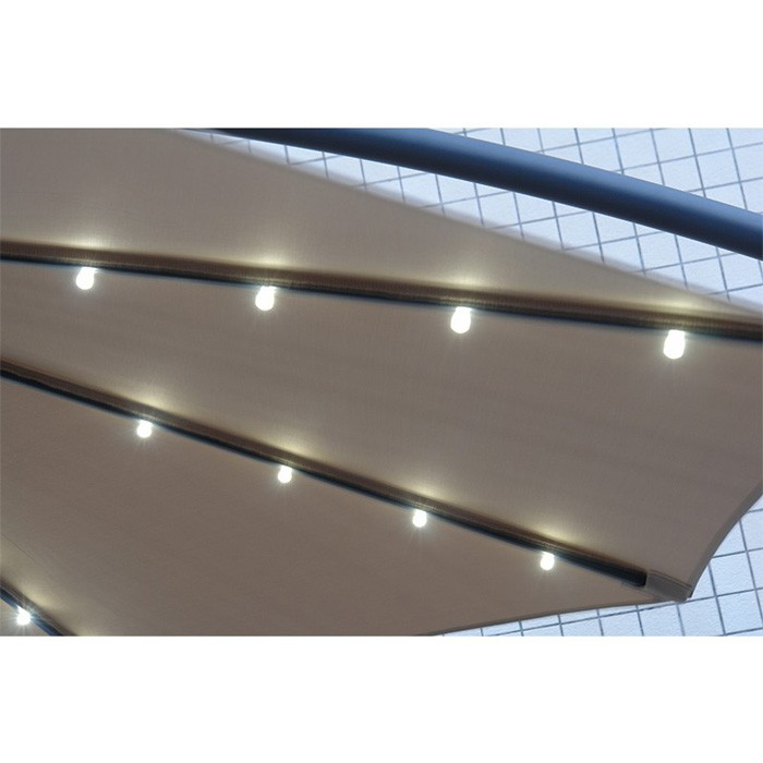 Hanging Umbrella With Led Lights Manufacturers, Hanging Umbrella With Led Lights Factory, Supply Hanging Umbrella With Led Lights