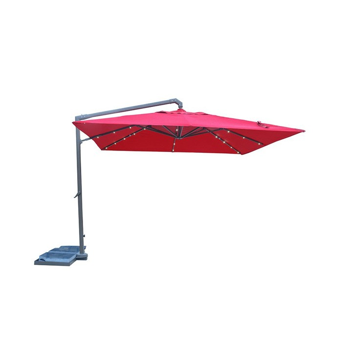 Led Outdoor Umbrella Manufacturers, Led Outdoor Umbrella Factory, Supply Led Outdoor Umbrella