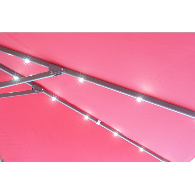 Patio Umbrella Led Manufacturers, Patio Umbrella Led Factory, Supply Patio Umbrella Led