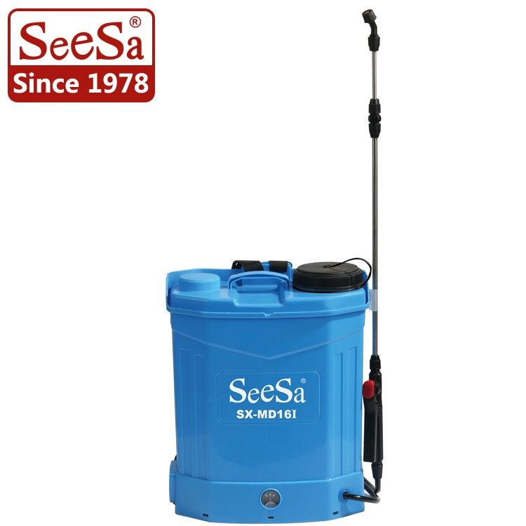 OEM Factory Cheap Agricultural Electric Backpack Sprayer