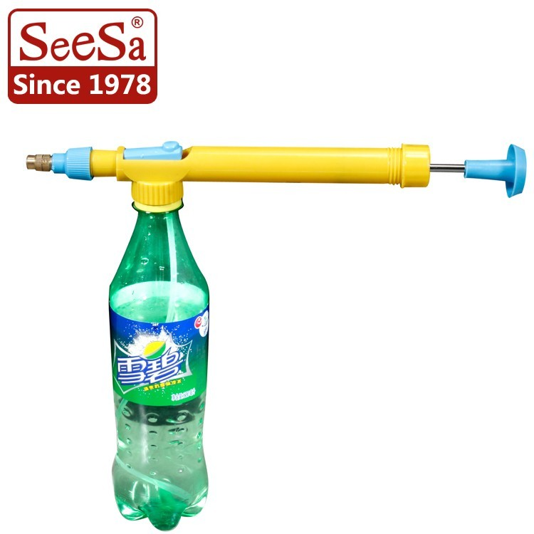 Interface aerosol sprayer