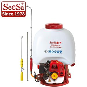 Power Sprayer With 4 Stroke Engine