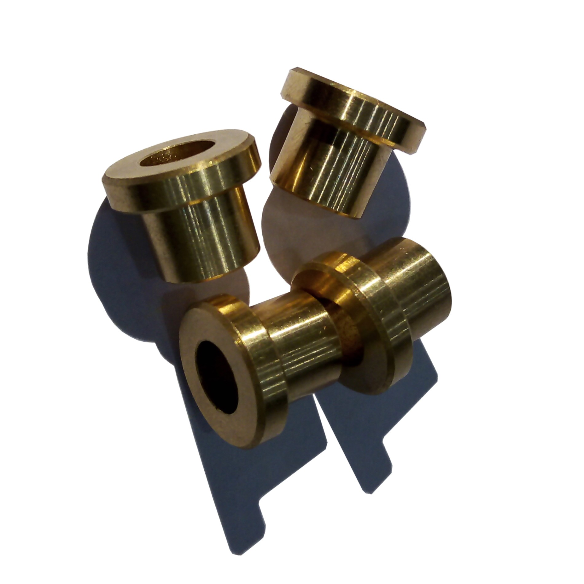 Supply Non-standard CNC Turning Machining Brass Parts Factory Quotes - OEM