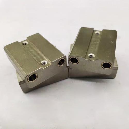 Supply Anodized Precision CNC Machining Milling Aluminum ...
