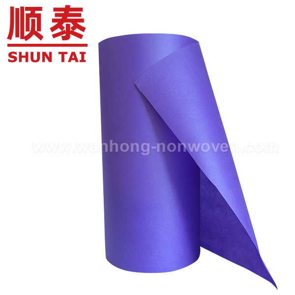 China Polypropylene Spunbond Non Woven Fabric Manufacture