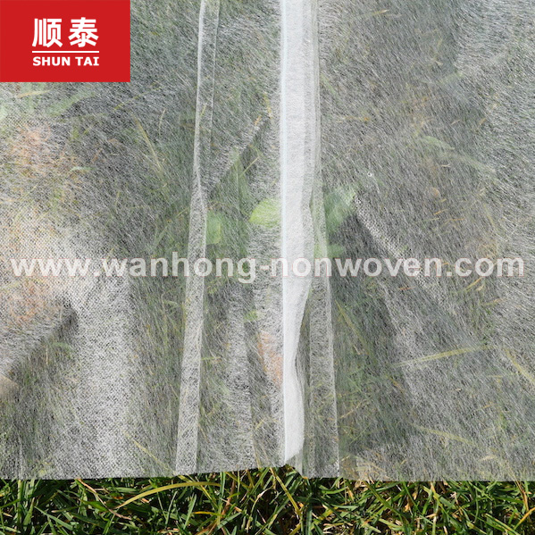 High Quality Colourful Plant Cover Agriculture Non Woven Fabric