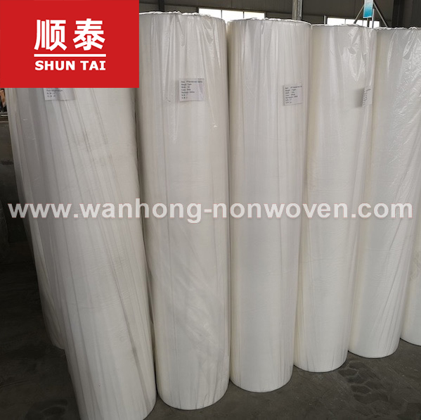 6.7m width non woven fabric