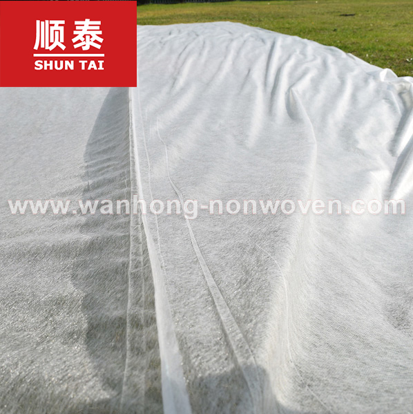 2-5% UV Treat 100% PP Spunbond Nonwoven Agriculture Non Woven Fabric For Fruit Protect