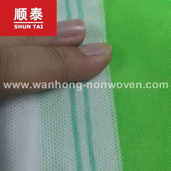 Agricultural Black Pp Spunbond Non Woven Cloth Weed Barrier Fabric For Vegetables