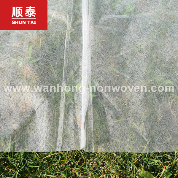 Super Wide Greenhouse UV Resistant Nonwoven Agriculture