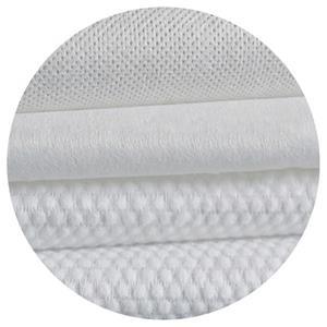 Spunlace Nonwoven Fabric Flush Easily