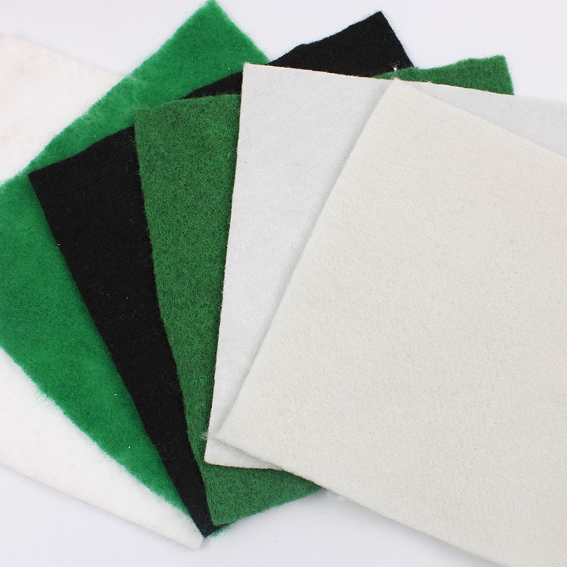 200 gsm Filament non-woven geotextile customized