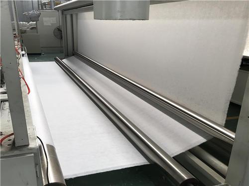 spunbond non woven fabric manufacture