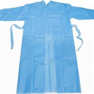 Operating coat non woven fabrics