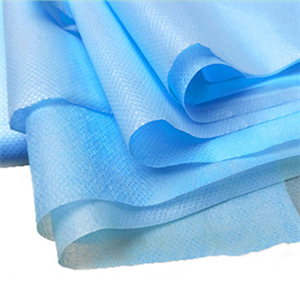 SMS non-woven fabric for Surgical gown