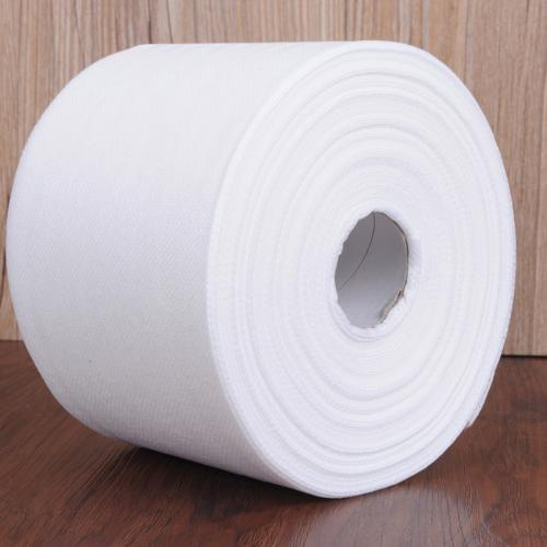 Viscose PET wet wipes non woven fabrics
