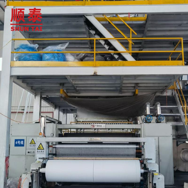 China non woven polypropylene landscape fabric
