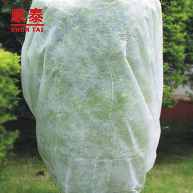 Shrink resistant agriculture non woven fabric