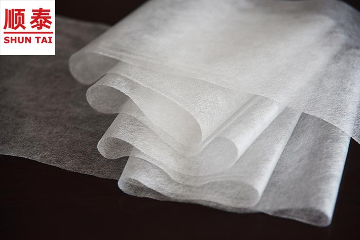 7.6M width non woven fabric