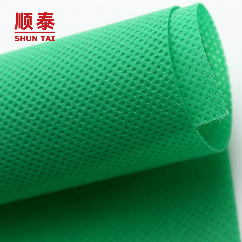 100% Virgin Material PP Spunbonded Non Woven Fabric