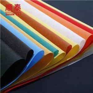 PP Spun Bonded Non Woven Fabric Rolls / Recycled Polypropylene Spunbond Nonwovens Fabric Rolls