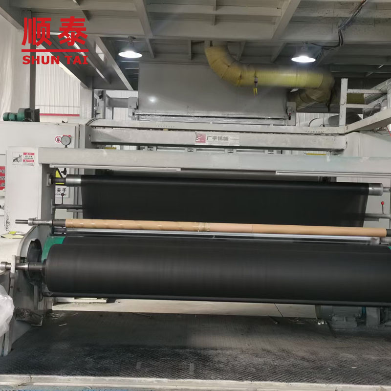 spunbon nonwoven fabric for process