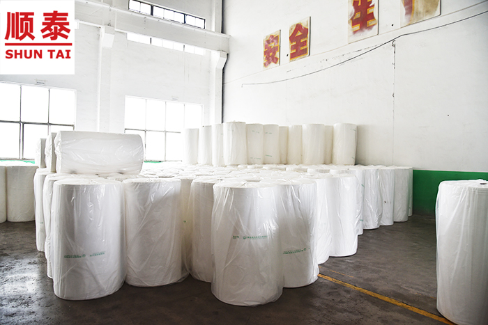 bag making non woven fabric