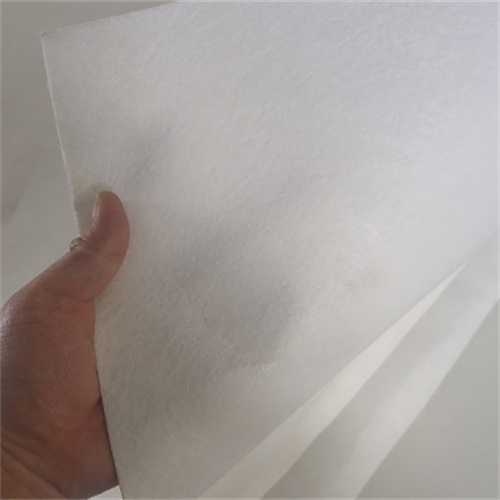 Filament Polyester tire spunbond needle punched non-woven fabric geotextile