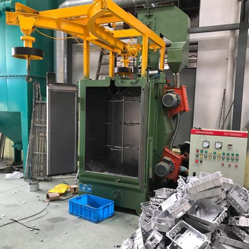 Hanging Shot Blasting Machine