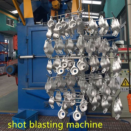 Hook Type Shot Blasting Machine Manufacturers, Hook Type Shot Blasting Machine Factory, Supply Hook Type Shot Blasting Machine