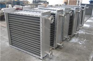 Heat exchanger series