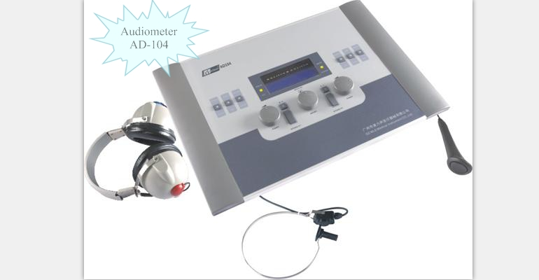 Core Competitiveness of Audiometer AD104