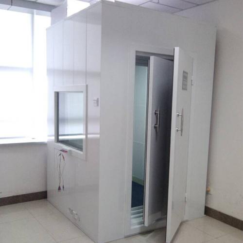 Double-door Audiometric Booth