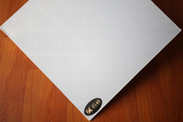 Laminated plaster ceiling manufacturer
