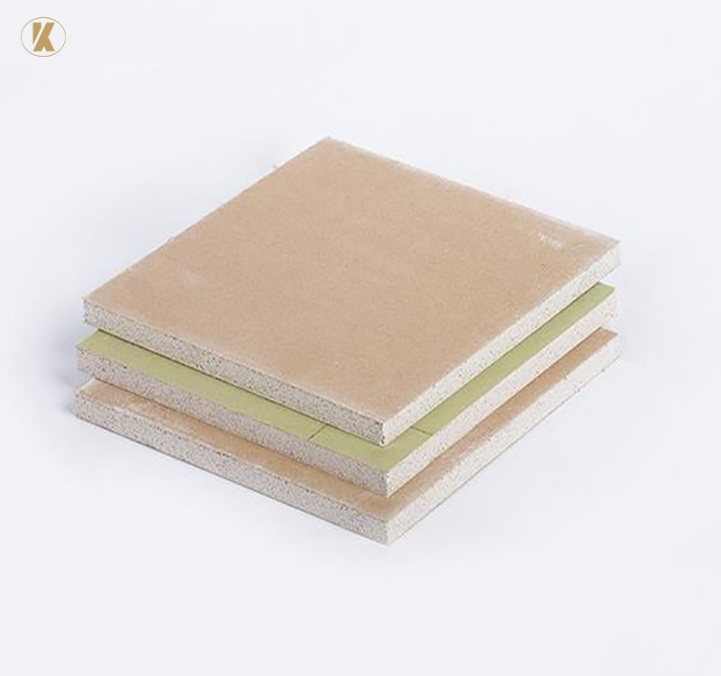 Common Types of Gypsum Board Manufacturers and Factory
