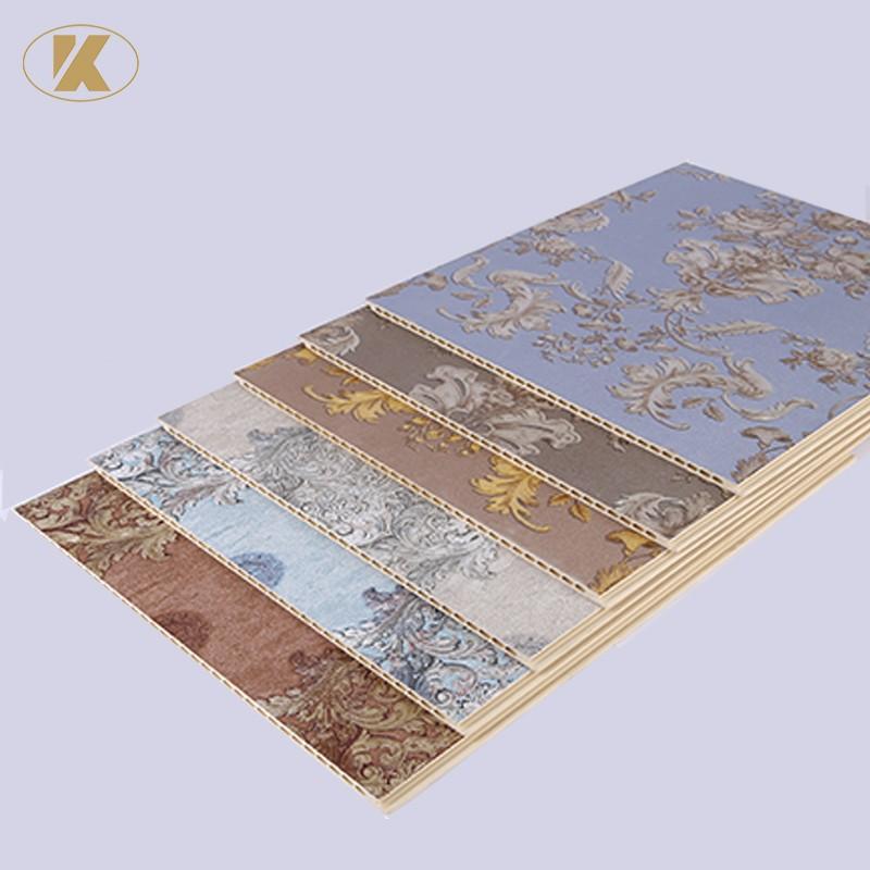 PVC composito di plastica di legno
