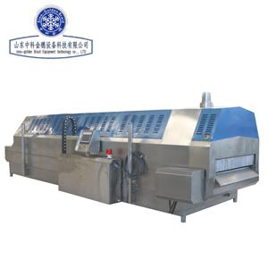 Batch tunnel Freezer