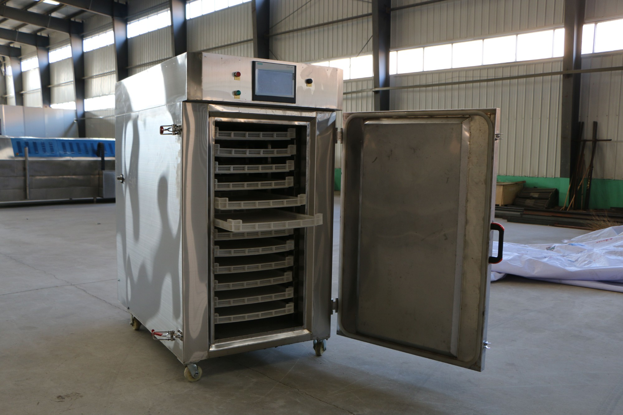 100 kg ledakan freezer