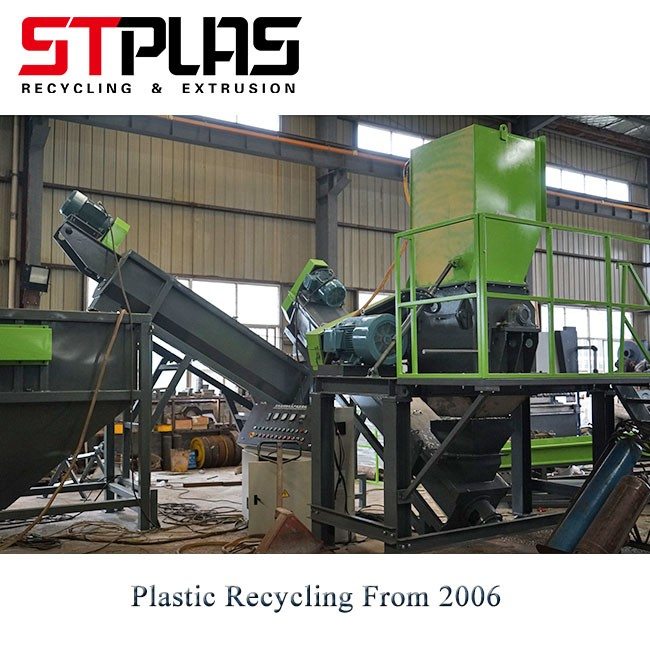 Film Recycling Machine