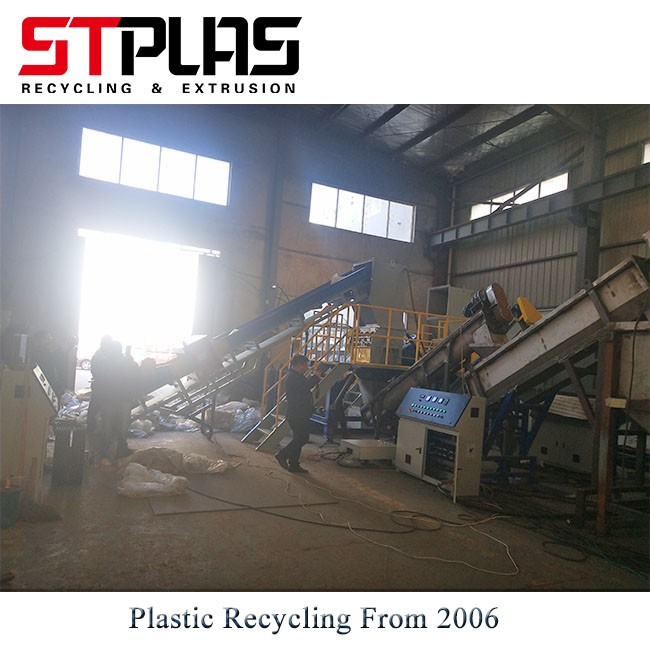 Polythene Bags Recycling Machines