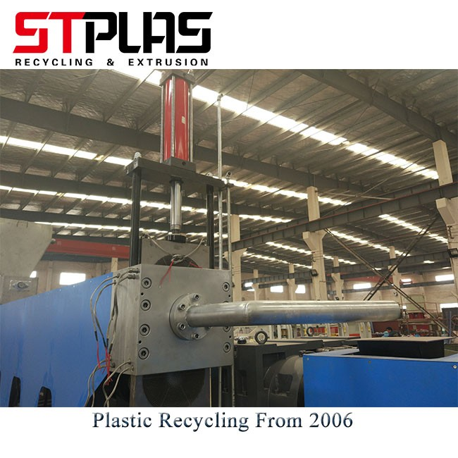 Extruder Pelletizer For PP PE Film Bag Recycling Line