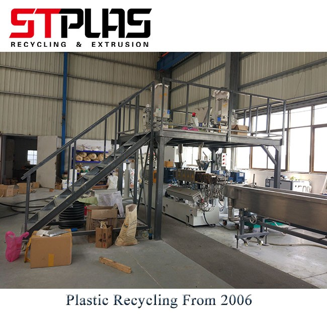 PET Recycling Granulator Machine