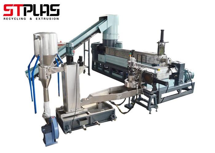 Plastic Pelletizing Machine Line System