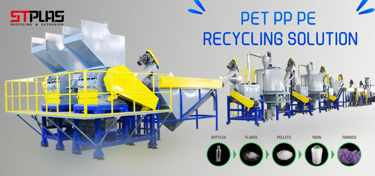 PET recycling solution
