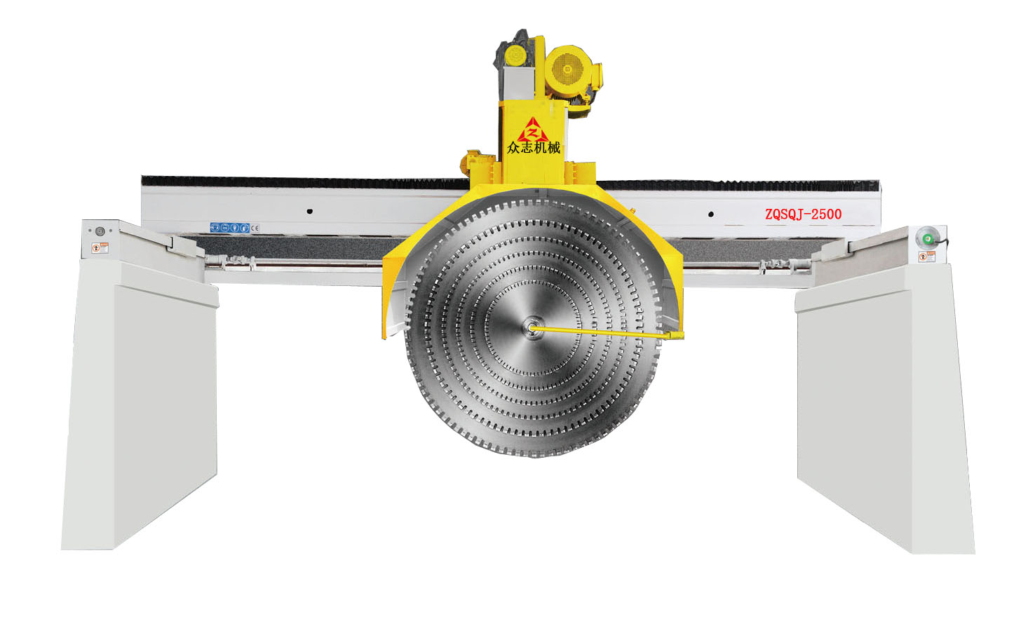 ZQSQJ Bridge Multiblade Block Cutter