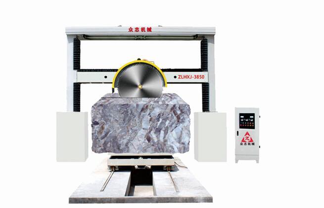 ZLHXJ-3850/4850 Block Squaring Cutter