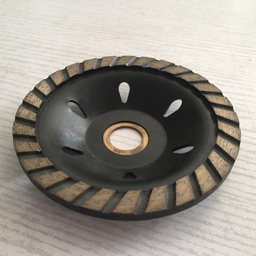 Radius Cup Wheel
