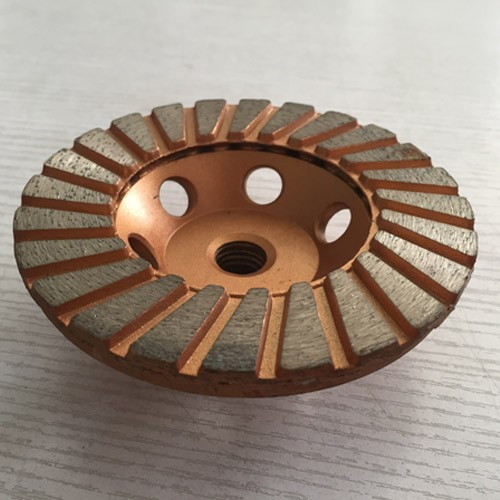 Turbo Cup Wheel