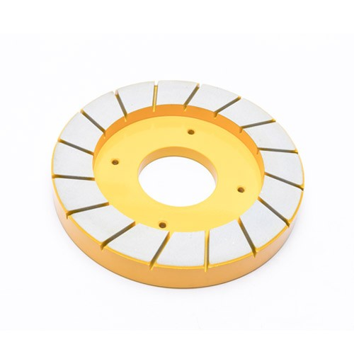Resin-bond Dry Squaring Wheel A